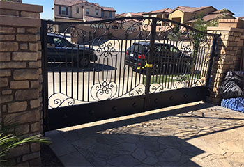 Gate Repair Near North Richland Hills